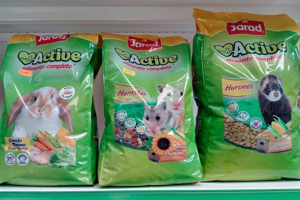 Comida para roedores 01 - Semilleria Echaguy, Dos Hermanas