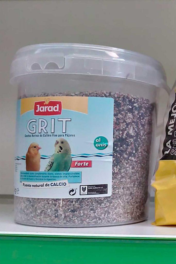 Comida para pájaros, Jarad Grit - Semilleria Echaguy, Dos Hermanas