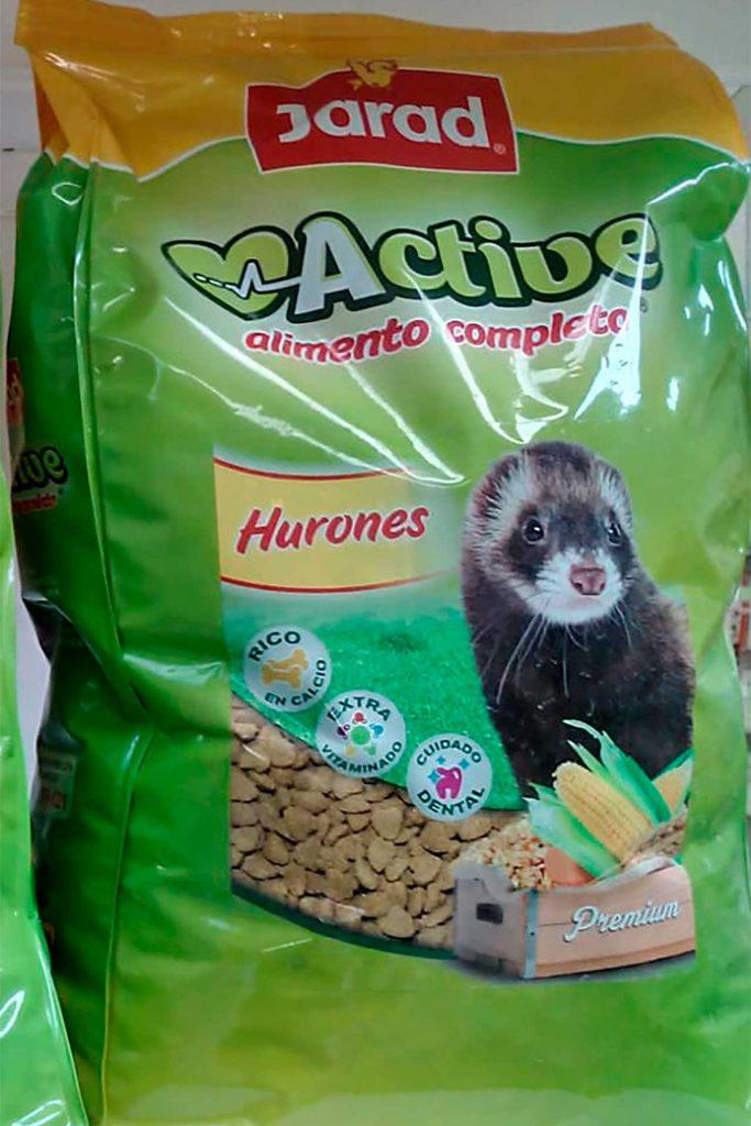 Comida para roedores, Jarad Hurones - Semilleria Echaguy, Dos Hermanas
