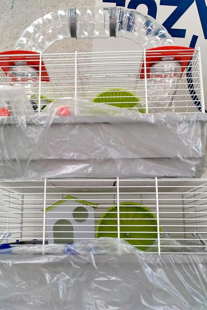 Jaulas para roedores - Semilleria Echaguy, Dos Hermanas