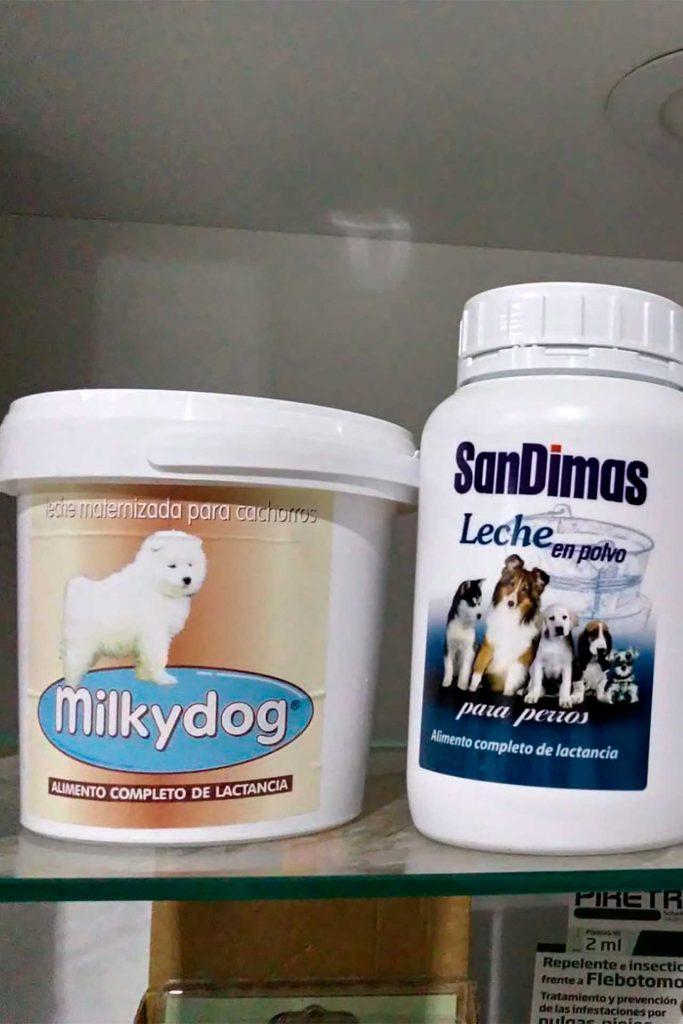 Leche en polvo para perros - Semilleria Echaguy, Dos Hermanas
