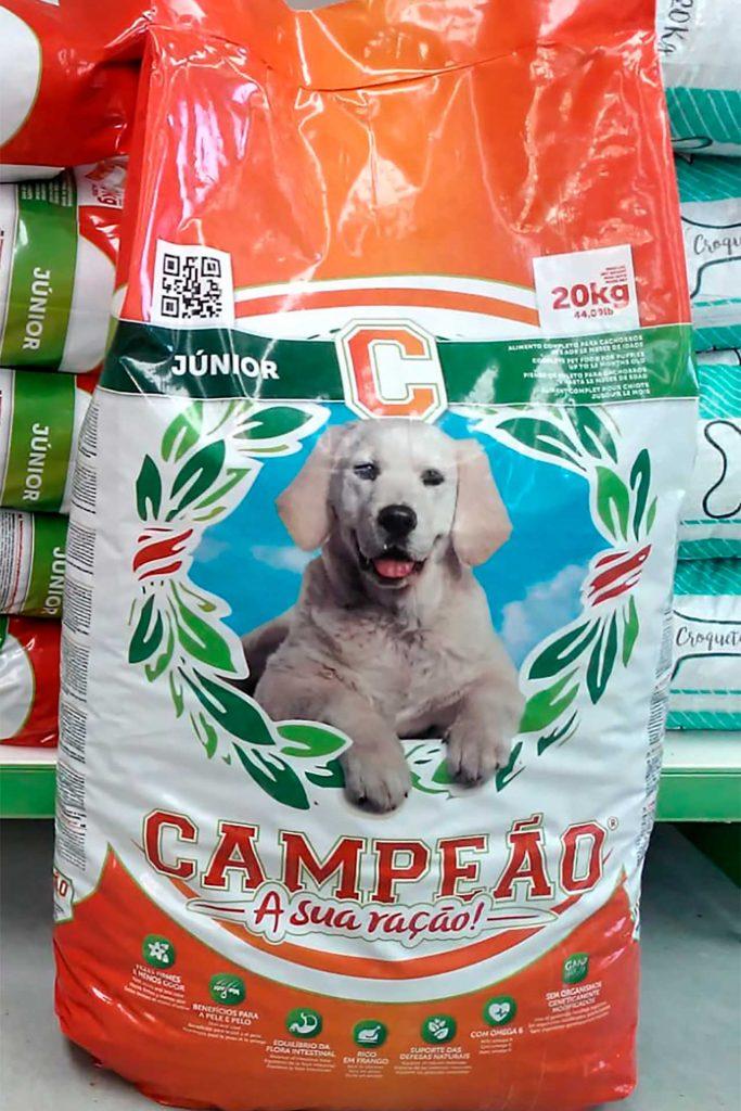 Pienso para perros Campeao - Semilleria Echaguy, Dos Hermanas