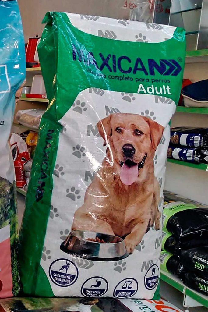 Pienso para perros Maxican Adult - Semilleria Echaguy, Dos Hermanas
