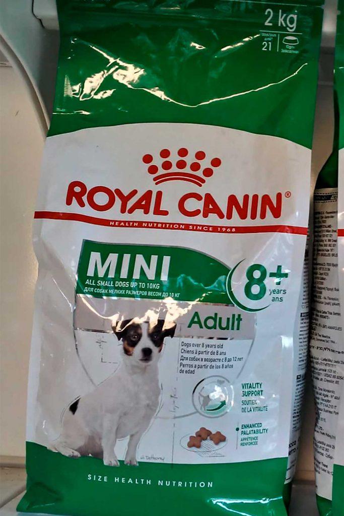 Pienso para perros Royal Canin Mini - Semilleria Echaguy, Dos Hermanas