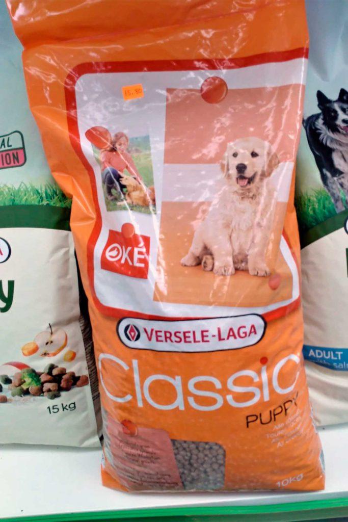 Pienso para perros Versele Laga Classic - Semilleria Echaguy, Dos Hermanas