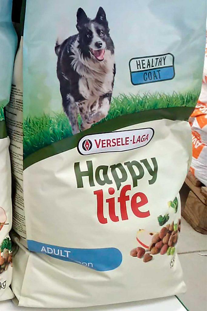 Pienso para perros Versele Laga Healthy Coat 15 kg - Semilleria Echaguy, Dos Hermanas