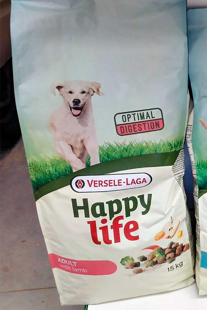 Pienso para perros Versele Laga Optimal Digestion 15 kg - Semilleria Echaguy, Dos Hermanas