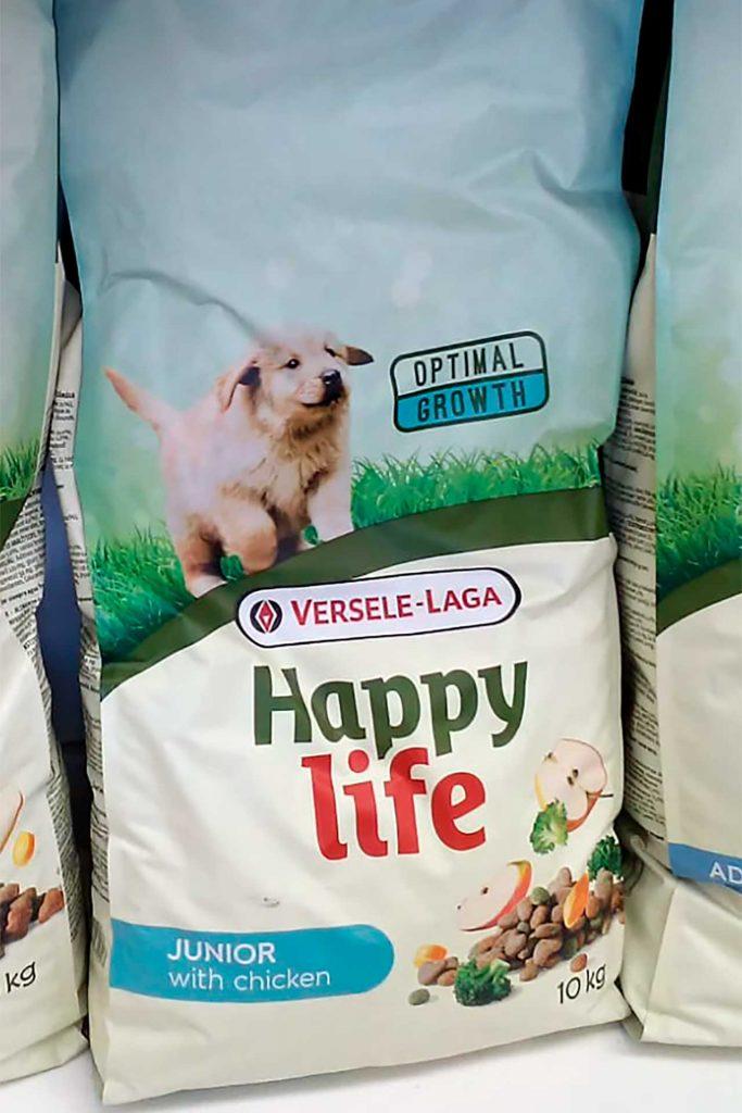 Pienso para perros Versele Laga Optimal Growth 10 kg - Semilleria Echaguy, Dos Hermanas
